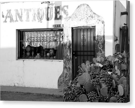Shoppin' Las Cruces Canvas Print