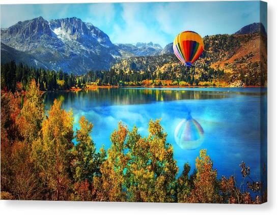 Sierra Dreaming  Canvas Print