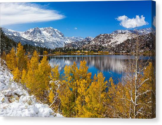Sierra's Gem Canvas Print