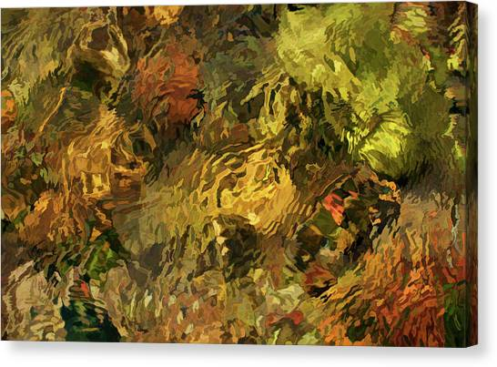 Sight Stream Canvas Print