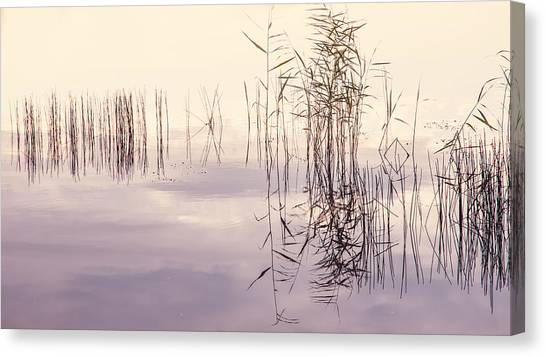Jenny Lake Canvas Print - Silent Rhapsody. Sacred Music by Jenny Rainbow