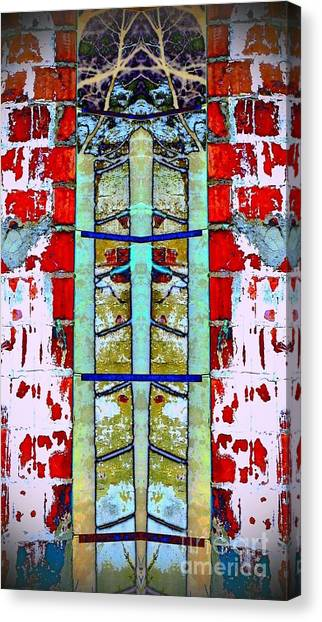 Silo Abstract 2 Canvas Print