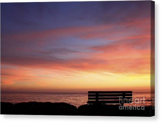 Simple Joys Canvas Print