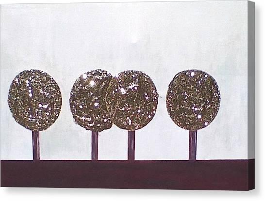 Simply Tree's Canvas Print
