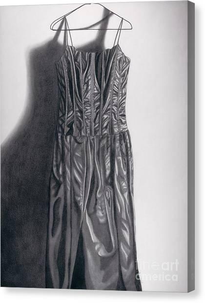 Sin Cuerpo Canvas Print