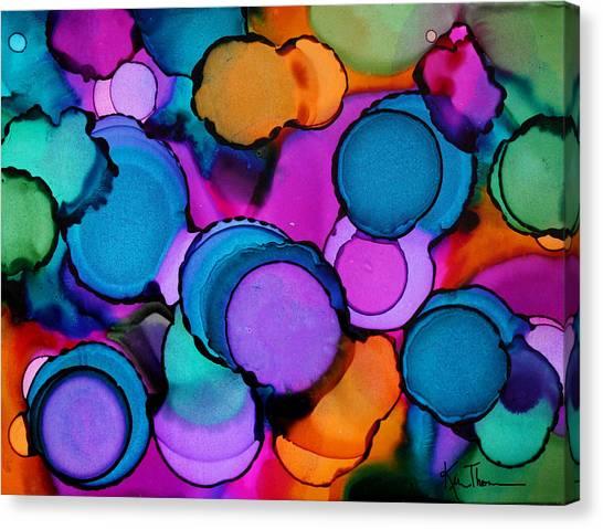 Single Touch Canvas Print by Kim Thompson