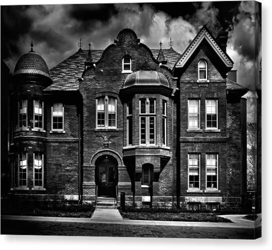 Sisters Of St. Joseph Heritage Building Toronto Canada Canvas Print