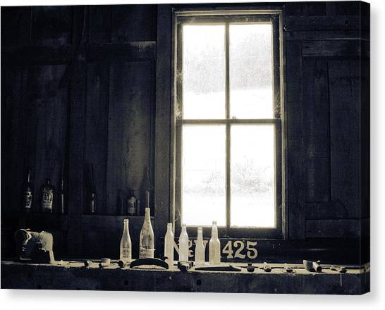 Light 425 Canvas Print by Paulette Maffucci
