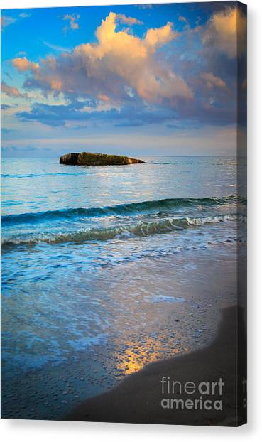 Europa Canvas Print - Skagen Light by Inge Johnsson