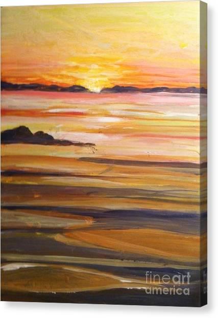 Skaket Beach Canvas Print