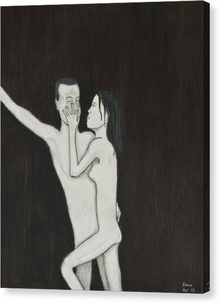 Skinny Love Canvas Print by Sean Mitchell