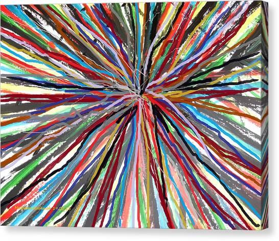 Skipping Ropes  Canvas Print