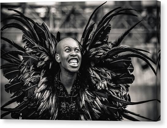 Concerts Canvas Print - Skunk Anansie by