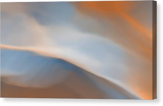 Sky Break 2 Canvas Print