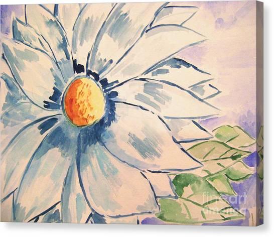 Sky Lillie Canvas Print by Sidney Holmes