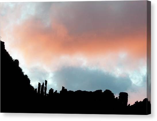 Venezuelan Canvas Print - Sky - Venezuela Expedition Jungle by Jeanlouis Wertz