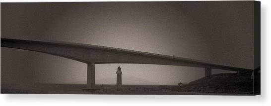 Skye Bridge Canvas Print
