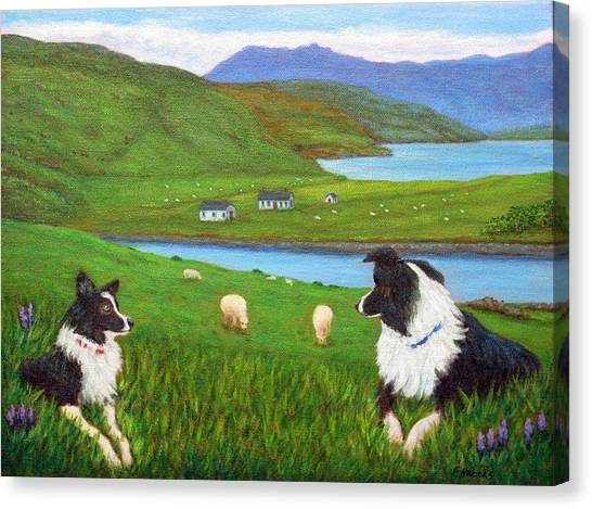 Skye Watch Canvas Print