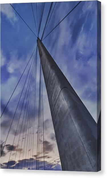 Skyward II Canvas Print