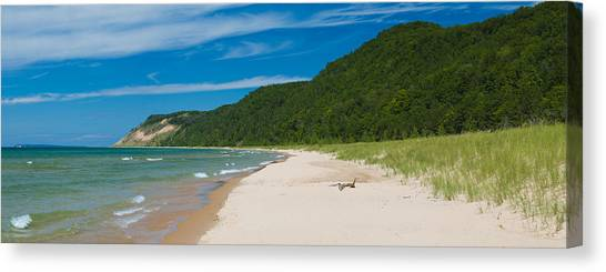 Sleeping Bear Dunes National Lakeshore Canvas Print