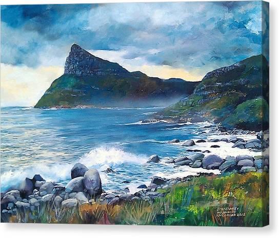 Smits Mist Canvas Print