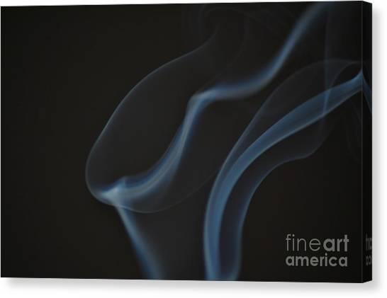 Smoke 1 Canvas Print