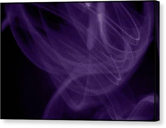 Smoke II Canvas Print by Aya Murrells
