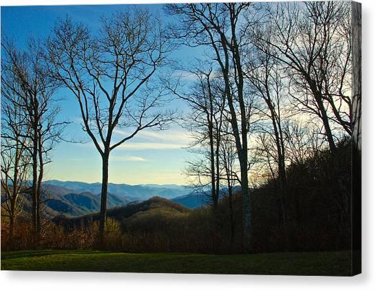 Smoky Mountain Splendor Canvas Print