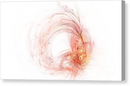 Snap Bang Canvas Print by Mark Bowden