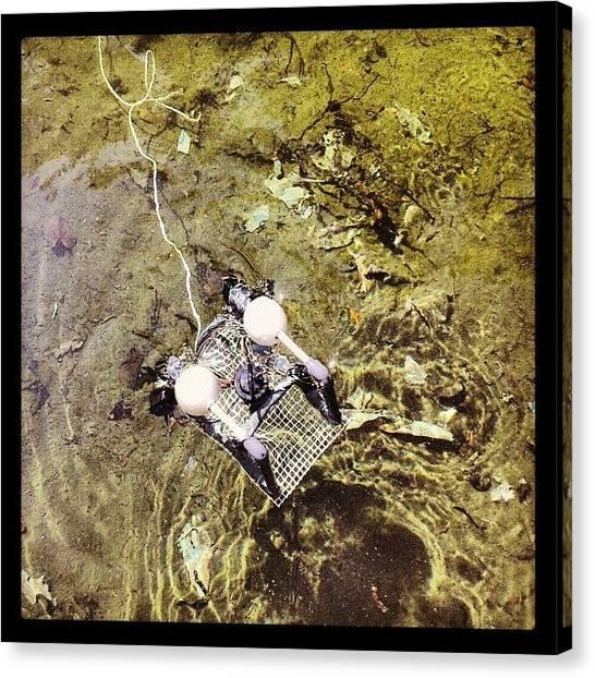 Submarine Canvas Print - Sod-turtle by Albert Jimenez Sanfiz