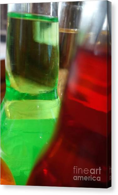 Mountain Dew Canvas Print - Soda Pop 2 by Jacqueline Athmann
