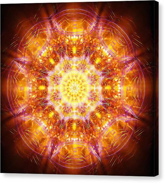 Solarene Canvas Print