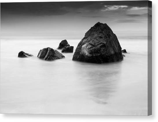 Solid And Ethereal Canvas Print