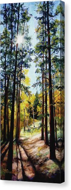 Solitude Canvas Print by Mary Giacomini