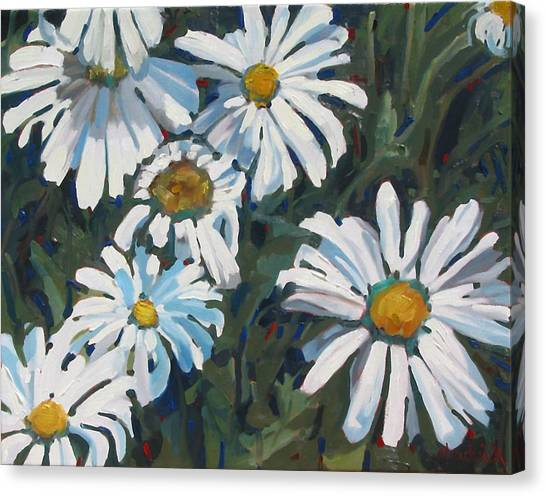 Some Are Daisies Canvas Print