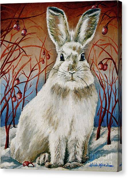 Some Bunny Is Charming Canvas Print