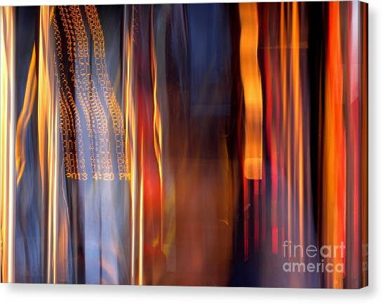 Somewhere In Time Canvas Print