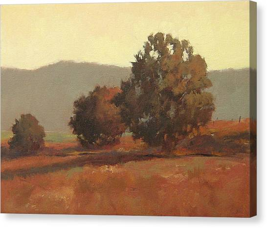 Robert Frank Canvas Print - Sonoma Afternoon by Robert Frank