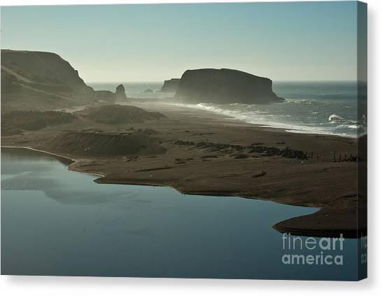 Sonoma Coast 1.7070 Canvas Print by Stephen Parker