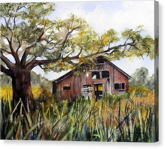 Sonoma Two -summer Canvas Print
