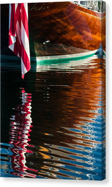 Sophie's Reflection Canvas Print
