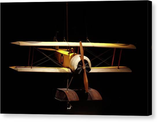 Seaplanes Canvas Print - Sopwith Baby Seaplane, Omaka Aviation by David Wall