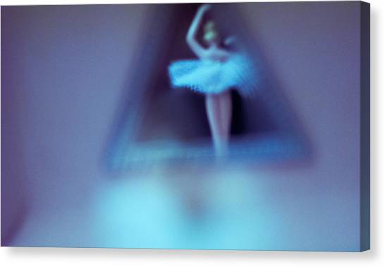 Soul Dance Canvas Print by Maia Rose