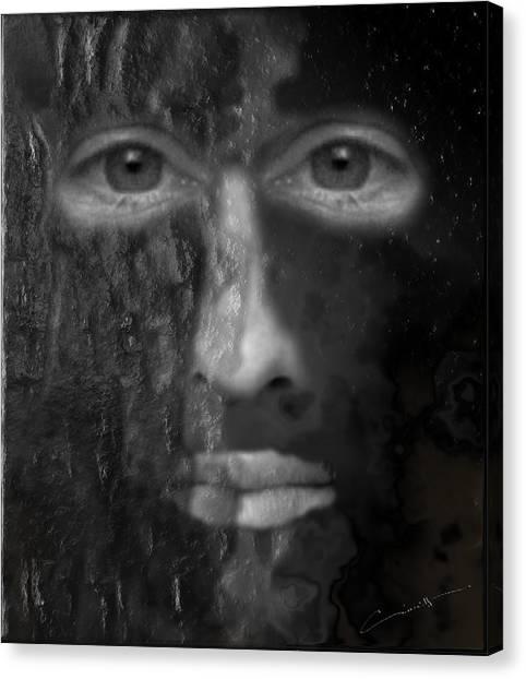 Soul Emerging Canvas Print