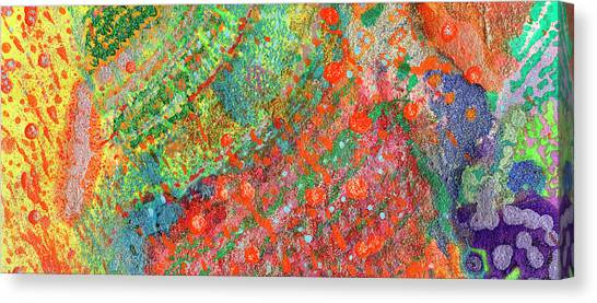 Soul Map II Canvas Print