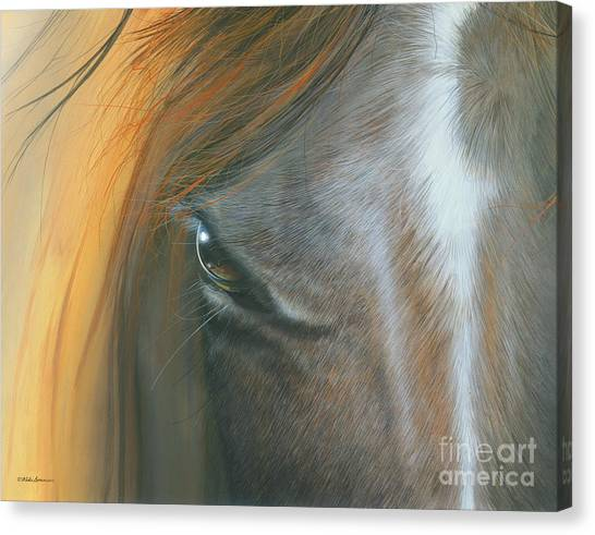 Soul Within Canvas Print
