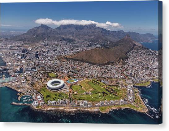 Marinas Canvas Print - South Africa - Cape Town by Michael Jurek