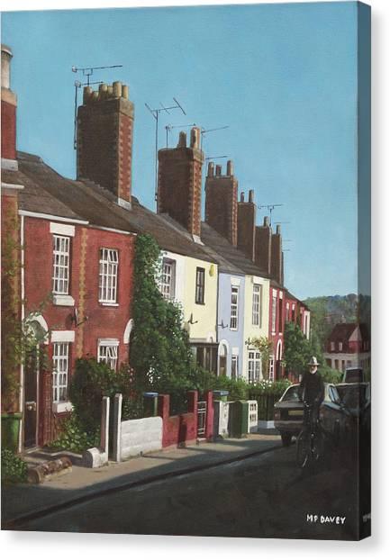 Southampton Rockstone Lane Canvas Print