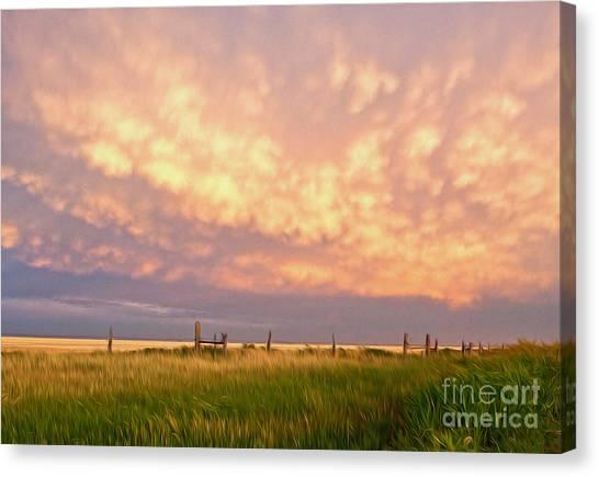 Southeastern New Mexico Canvas Print