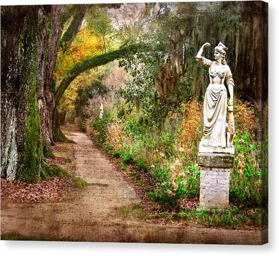 Southern Strength Canvas Print